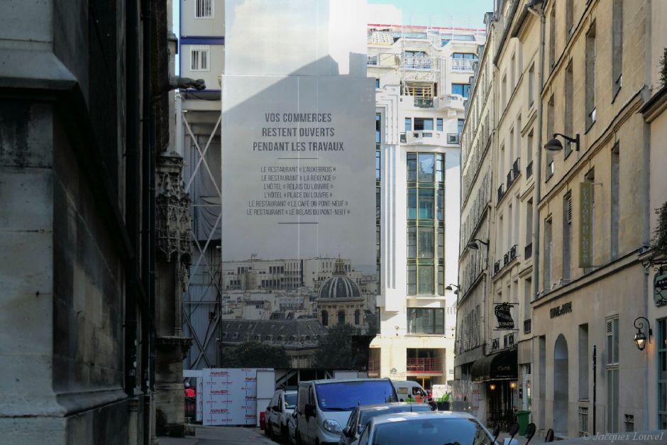 La Samaritaine, rue de Rivoli -2
