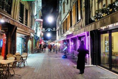 Fin d'année lumineuse à Troyes