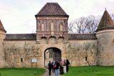 Abbaye de Vauluisant en Bourgogne