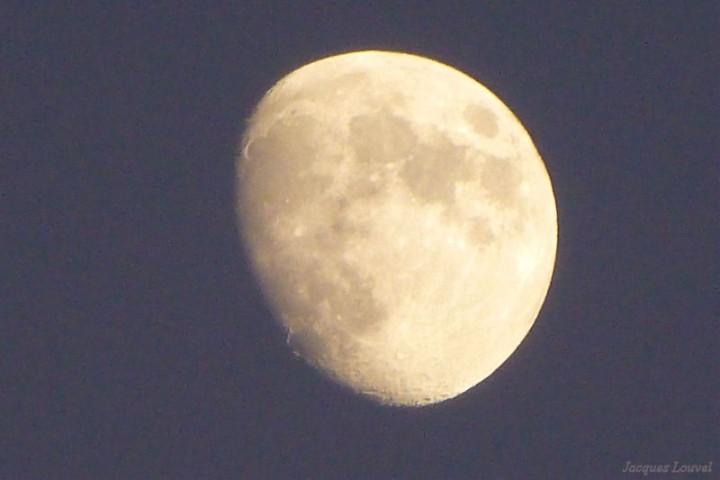 La Lune du 29 juillet 2012