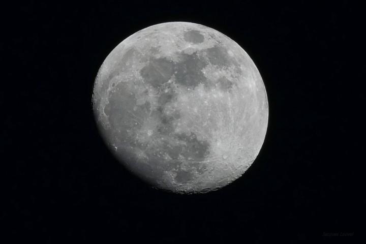 La Lune du 27 février 2018