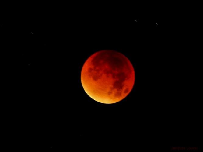 La Lune s'éclipse le 28 septembre 2015