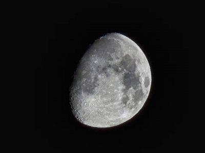 La Lune le 14 août 2016