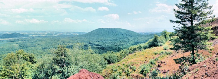 Le Puy de la Nugère