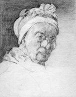 Chardin - autoportrait par moi-même