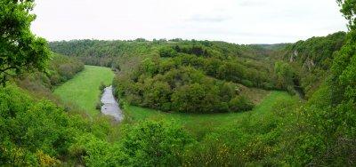 Les méandres de la Sarthe