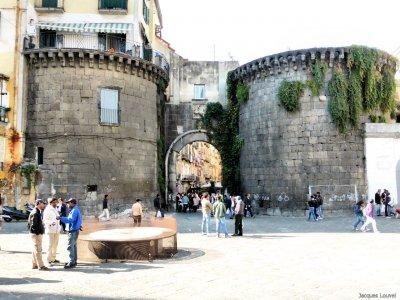 Naples au fil des rues
