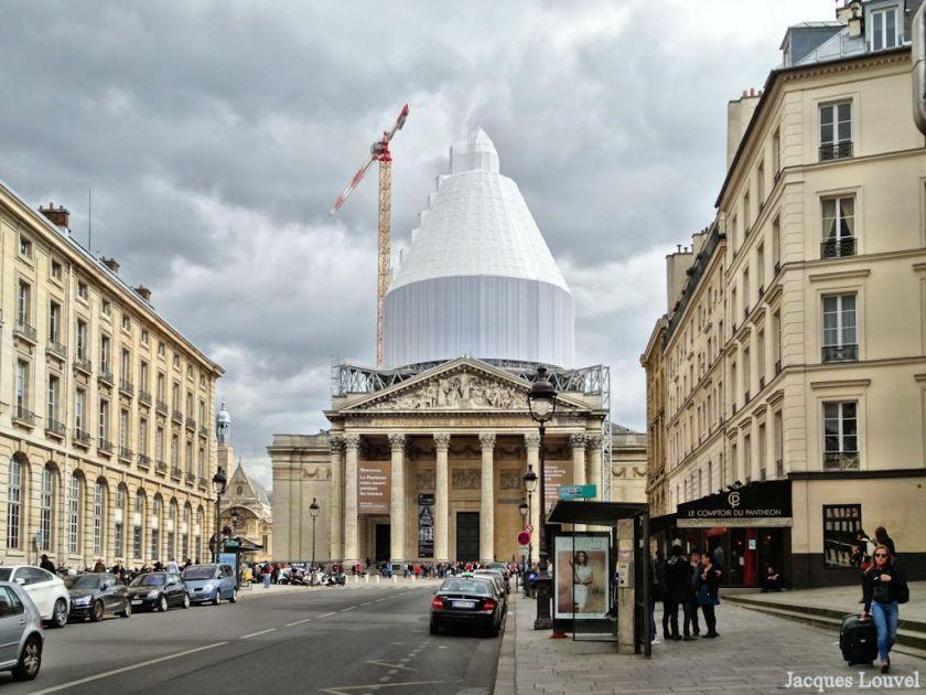 Paris Panthéon - Sorbonne en avril 2014