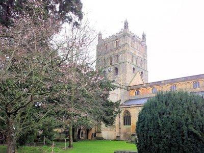 Abbaye de Tewkesbury
